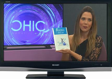 Fran Fialli en Chic Magazine Miami