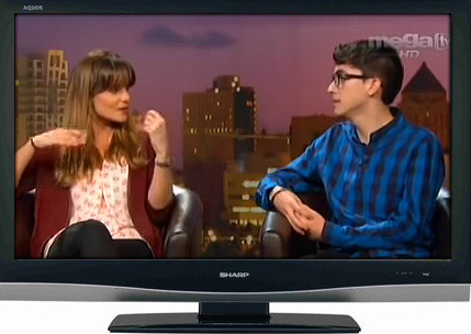 Jaime Bayly entrevista a Fran Fialli