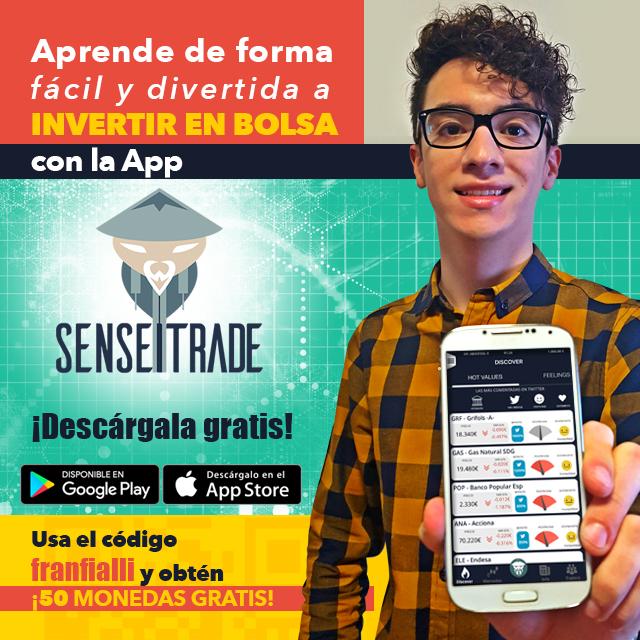App Senseitrade