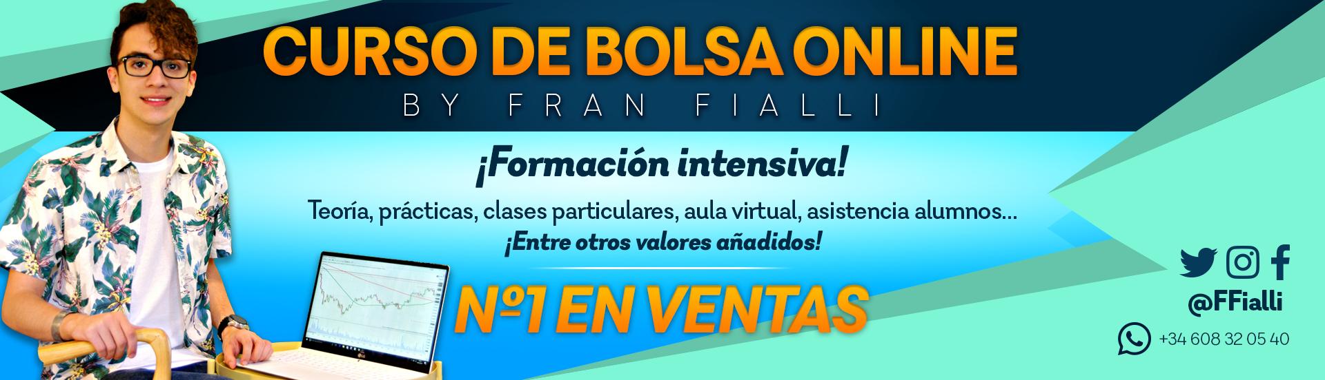 Cursos de bolsa online por Fran Fialli